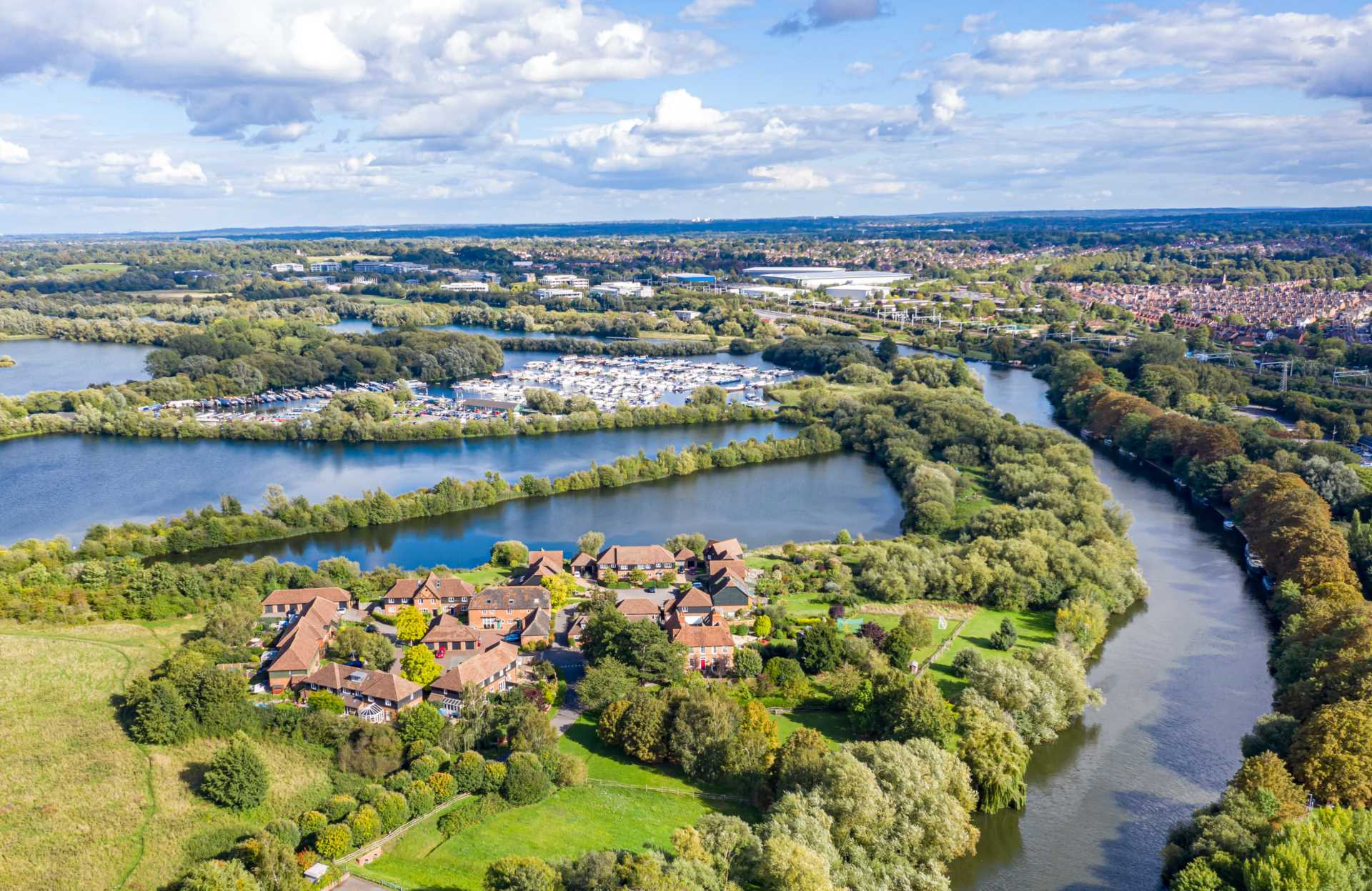 Caversham: A Beautiful Town with a Distinguished History, Countrywide Park Homes