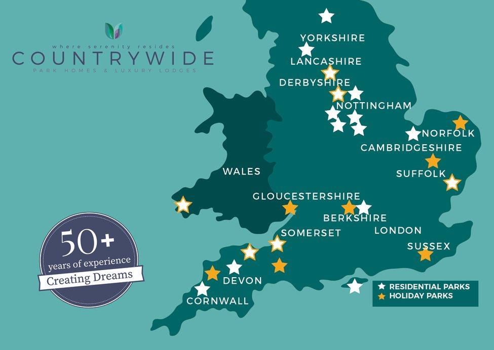 The Countrywide Park Homes Service, Countrywide Park Homes