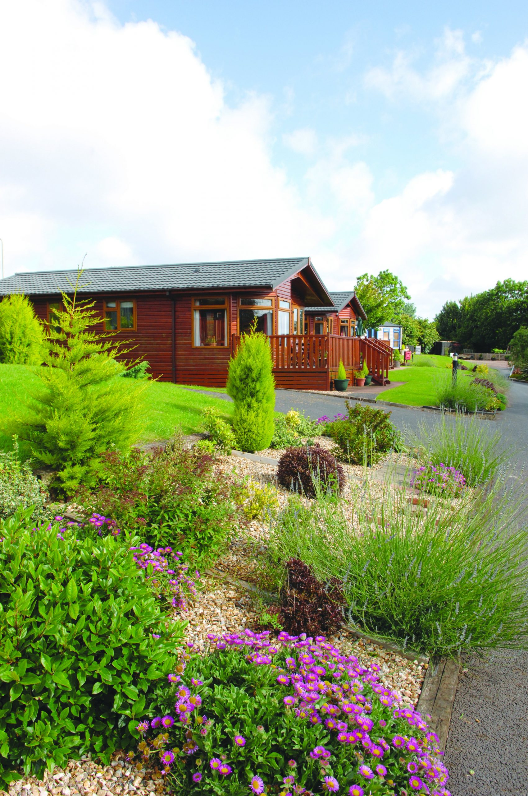 The National Park & Holiday Homes Show 2015, Countrywide Park Homes