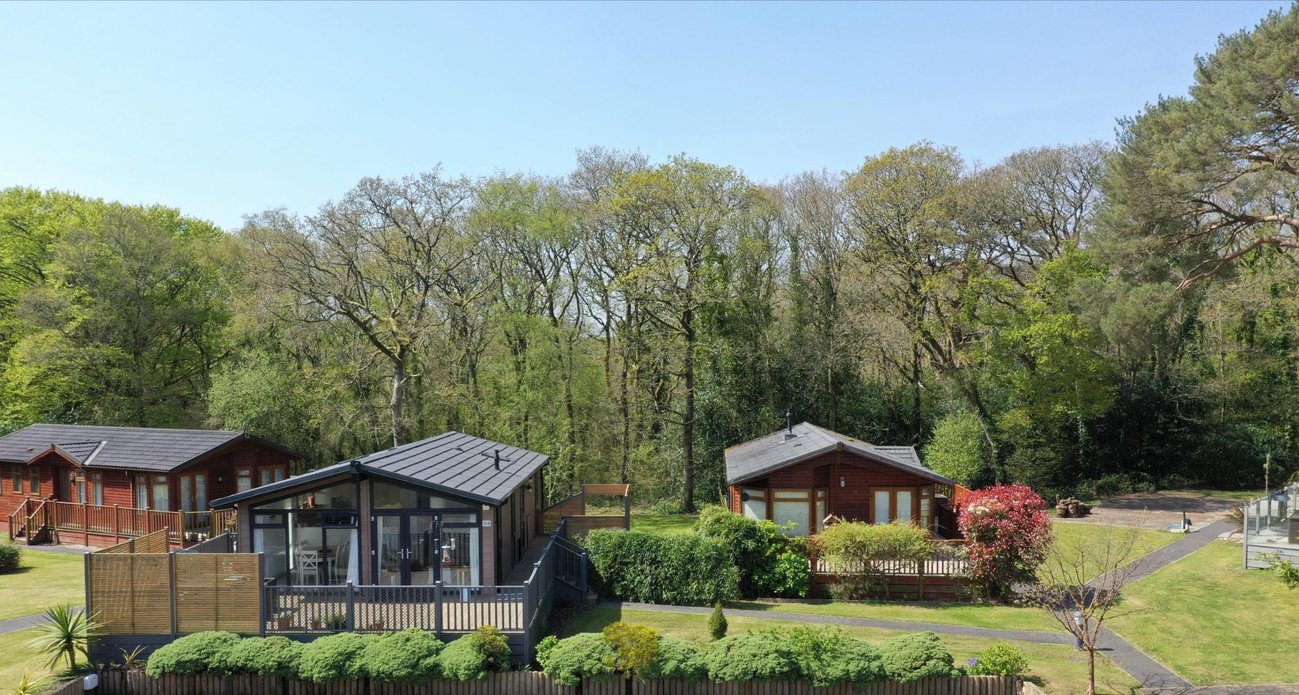 Holiday Lodges for Sale | Willow Bay Country Park External 3