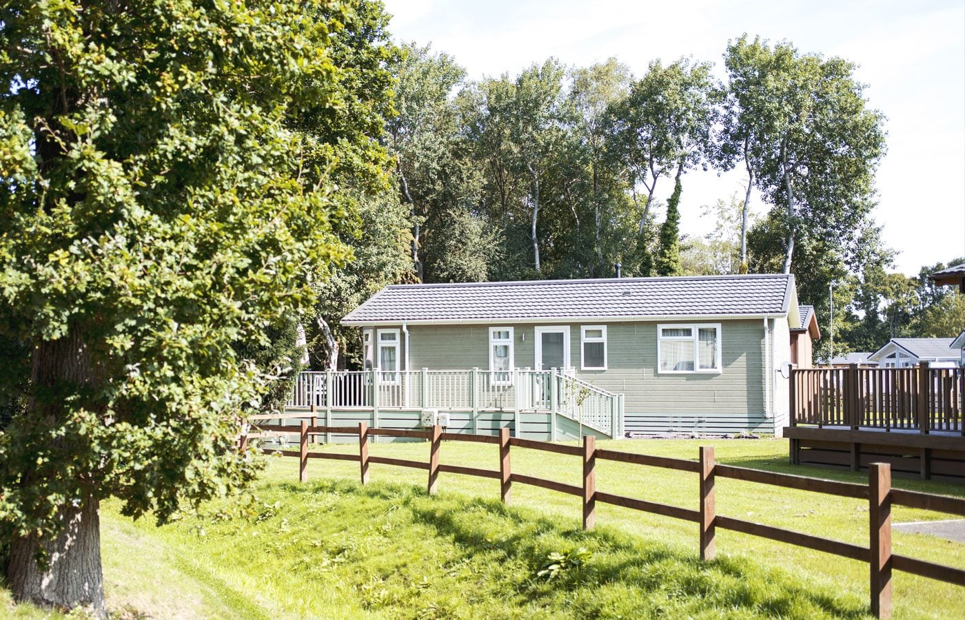 Holiday Lodges for Sale | Juniper Country Park External 2